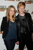 Adam Hicks Photo - 14 May 2011 - Los Angeles California - Bridgit Mendler and Adam Hicks KIIS FMs 2011 Wango Tango Concert held at the Staples Center Photo Credit Byron PurvisAdMedia