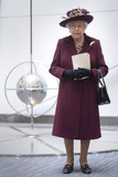 Elizabeth II Photo - 25022020 - Queen Elizabeth II during a visit to the headquarters of MI5 at Thames House in London Photo Credit ALPRAdMedia