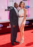 Amanza Smith Photo - 29 June 2014 - Los Angeles California - Taye Diggs Amanza Smith Brown Arrivals for the 2014 BET AWARDS held at the Nokia Theater LA Live in Los Angeles Ca Photo Credit Birdie ThompsonAdMedia