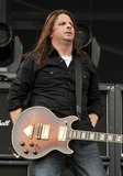 Mike Mushok Photo - 21 May 2011 - Columbus Ohio - Guitarist MIKE MUSHOK of the band STAIND performs as part of the Rock On The Range festival held at Columbus Crew Stadium Photo Credit Jason L NelsonAdMedia