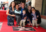 Jeff Dunham Photo - 21 September 2017 - Hollywood California - JJeff Dunham Audrey Dunham James Dunham Family Puppet Walter Jeff Dunham Honored With Star On The Hollywood Walk Of Fame Photo Credit F SadouAdMedia