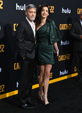 George Clooney Photo - 07 May 2019 - Hollywood California - George Clooney Amal Clooney Hulus Catch 22 Los Angeles Premiere held at PTCL Chinese Theatre Photo Credit Birdie ThompsonAdMedia
