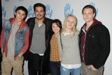 Alex Saxon Photo - 16 November 2014 - Culver City California - Jesse Henderson Eddie Matos Kathryn Prescott Anna Jacoby-Heron Alex Saxon Save A Childs Heart Celebration held at Sony Pictures Studios Photo Credit Byron PurvisAdMedia