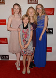 Alecoe Haughey Photo - 10 December - Hollywood Ca - Alecoe Haughey Mainie Mulholland Lucy OConnor Kate OConnor Arrivals for the Los Angeles premiere of A Christmas Star held at TCL Chinese Theater Photo Credit Birdie ThompsonAdMedia
