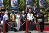 Ron Meyer Photo - 23 June 2015 - Universal City California - Ron Meyer Tyrese Gibson Michelle Rodriguez Larry Kurzweil Jason Statham Vin Diesel Fast  Furious - Supercharged Thrill Ride Launch Event held at Universal Studios Photo Credit Byron PurvisAdMedia