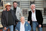 Kenny Rogers Photo - 10 April 2013 - Nashville Tennessee - Bobby Bare Bill Anderson Kenny Rogers Cowboy Jack Clement The Country Music Association announced today that Bobby Bare Cowboy Jack Clement and Kenny Rogers will become the newest members of the revered Country Music Hall of Fame CMA created the Country Music Hall of Fame in 1961 to recognize noteworthy individuals for their outstanding contributions to the format with Country Musics highest honor Photo Credit Bev MoserAdMedia