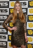 Alyssa Sutherland Photo - 12 February 2014 - Beverly Hills California - Alyssa Sutherland 12th Annual Visual Effects Society (VES) Awards held at the Beverly Hilton Hotel Photo Credit Christine ChewAdMedia