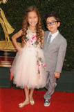 Brooklyn Silzer Photo - 1 May 2016 - Los Angeles California - Brooklyn Silzer Nicolas Bechtel 43rd Annual Daytime Emmy Awards - Arrivals held at the Westin Bonaventure Hotel Photo Credit Byron PurvisAdMedia