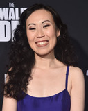 Angela Kang Photo - 24 September 2019 - Hollywood California - Angela Kang The Walking Dead Season 10 Los Angeles Premiere held at The TCL Chinese Theatre Photo Credit Birdie ThompsonAdMedia