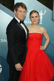 Anna Paquin Photo - 19 January 2020 - Los Angeles California - Stephen Moyer Anna Paquin 26th Annual Screen Actors Guild Awards held at The Shrine Auditorium Photo Credit AdMedia