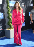 Erin Andrews Photo - 04 October 2019 - Los Angeles California - Erin Andrew WWE 20th Anniversary Celebration Marking Premiere Of WWE Friday Night SmackDown On FOX held at Staples Center Photo Credit Birdie ThompsonAdMedia