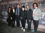 Artie Lang Photo - 15 February 2017 - Hollywood California - Gina Gershon George Basil Pete Holmes Artie Lange Judd Apatow TJ Miller Los Angeles premiere of HBOs Crashing held at Avalon Hollywood Photo Credit AdMedia