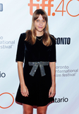 Alice Winocour Photo - 17 September 2015 - Toronto Ontario Canada - Alice Winocour Disorder Premiere during the 2015 Toronto International Film Festival held at Roy Thomson Hall Photo Credit Brent PerniacAdMedia
