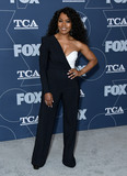 Angela Bassett Photo - 07 January 2020 - Pasadena California - Angela Bassett FOX Winter TCA 2020 All Star Party held at Langham Huntington Hotel Photo Credit Birdie ThompsonAdMedia