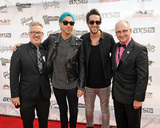 Jack Barakat Photo - 22 July 2015 - Cleveland Ohio - Alternative Press CEOFounder Mike Shea Alex Gaskarth and Jack Barakat of the band All Time Low and Ohio House of Representative Kent Smith attend the 2015 Alternative Press Music Awards at Quicken Loans Arena Photo Credit Jason L NelsonAdMedia