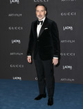 David Furnish Photo - 02 November 2019 - Los Angeles California - David Furnish 2019 LACMA Art  Film Gala Presented By Gucci held at LACMA Photo Credit Birdie ThompsonAdMedia