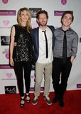 Asher Levin Photo - 31 March 2011 - Hollywood California - Kathryn Morris K Asher Levin and Kyle Gallner Cougars Inc Los Angeles Premiere held at the Egyptian Theater Photo Byron PurvisAdMedia