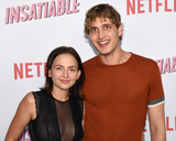 Andrew Lowe Photo - 09 August 2018 - Hollywood California - ALEXIS G ZALL and ANDREW LOWE Netflix Insatiable Season One Premiere held at Arclight Hollywood Photo Credit Billy Bennight AdMedia