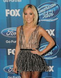 Carrie Underwod Photo - 07 April 2016 - Hollywood California - Carrie Underwod Arrivals for FOXs American Idol Finale For The Farewell Season held at The Dolby Theater Photo Credit Birdie ThompsonAdMedia