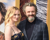 Anna Lundberg Photo - 11 January 2020 - Westwood California - Anna Lundberg Michael Sheen Premiere Of Universal Pictures Dolittle held at the Regency Village Theatre Photo Credit Billy BennightAdMedia