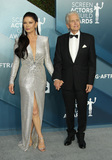 Michael Douglas Photo - 19 January 2020 - Los Angeles California - Catherine Zeta-Jones Michael Douglas 26th Annual Screen Actors Guild Awards held at The Shrine Auditorium Photo Credit AdMedia