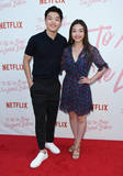 Alex Shibutani Photo - 16 August 2018 - Culver City California - Alex Shibutani Maia Shibutani Netflixs to All the Boys Ive Loved Before Los Angeles Screening held at Arclight Culver City Photo Credit Birdie ThompsonAdMedia