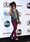 Lenny Kravitz Photo - 09 October 2018 - Los Angeles California - Lenny Kravitz 2018 American Music Awards - Press Room held at the Microsoft Theater Photo Credit Birdie ThompsonAdMedia