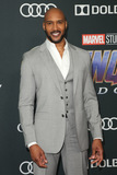 Henry Simmons Photo - 22 April 2019 - Los Angeles California - Henry Simmons Marvel Studios Avengers Endgame Los Angeles Premiere held at Los Angeles Convention Center Photo Credit F SadouAdMedia