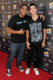Christopher Massey Photo - 05 October 2013 - Beverly Hills California - Christopher Massey Nyjah Huston 10th Annual Stand Up For Skateparks Benefiting The Tony Hawk Foundation held at a Private Residence Photo Credit Byron PurvisAdMedia