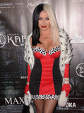 Aubrey ODay Photo - 23 October - Beverly Hills Ca - Aubrey ODay Arrivals for  MAXIM Magazines Official Halloween Party held at a Private Residence Photo Credit Birdie ThompsonAdMedia