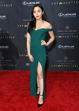 Anna Akana Photo - 14 December 2019 - Beverly Hills California - Anna Akana Unforgetttable Gala 2019 held at Beverly Hilton Hotel Photo Credit Birdie ThompsonAdMedia