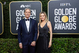 Michelle Pfeiffer Photo - 05 January 2020 - Beverly Hills California - David E Kelley and Michelle Pfeiffer 77th Annual Golden Globe Awards held at the Beverly Hilton Photo Credit HFPAAdMedia