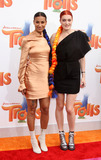 Aino Jawo Photo - 23 October 2016 - Los Angeles California - Aino Jawo and Caroline Hjelt of Icona Pop Trolls Los Angeles Premiere held at the Regency Village Theatre in Los Angeles Photo Credit AdMedia