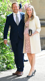 Jonny Wilkinson Photo - 19 May 2018 - Jonny Wilkinson and Shelley Jenkins Guests arrive at Windsor Castle for the wedding of Meghan Markle and Prince Harry Photo Credit ALPRAdMedia