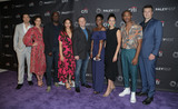 Alexi Hawley Photo - 8 September 2018 - Beverly Hills California - Eric Winter Mercedes Mason Richard T Jones Melissa ONeil Alexi Hawley Afton Williamson Alyssa Diaz Titus Makin Jr Nathan Fillion  The Rookie at The Paley Center for Medias 2018 PaleyFest Fall TV Previews - ABC held at The Paley Center for Media Photo Credit PMAAdMedia
