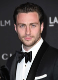 Aaron Taylor-Johnson Photo - 03 November 2018 - Los Angeles California - Aaron Taylor-Johnson 2018 LACMA Art  Film Gala held at LACMA Photo Credit Birdie ThompsonAdMedia