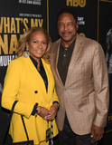 Dave Winfield Photo - 08 May 2019 - Los Angeles California - Tonya Winfield Dave Winfield Whats My Name Muhammad Ali HBO Premiere held at Regal Cinemas LA LIVE 14 Photo Credit Billy BennightAdMedia