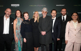 Taylor Johnson Photo - 4 December 2019 - West Hollywood California - James Frey Juliette Lewis Odessa Young Sam Taylor-Johnson Aaron Taylor-Johnson Giovanni Ribisi Pamela Abdy Special Screening Of Momentum Pictures A Million Little Pieces held at The London Hotel Photo Credit FSAdMedia