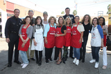 Angelica Vale Photo - 06 September 2018-  Hollywood California - Leron Gubler Kate Linder Amy Aquino Anglica Mara Erin Murphy Ellen K Angelica Vale Catherine Bach Ana Martinez Anne-Marie Johnson Captain Cory Palka At Hollywood Chamber Of Commerces 24th Annual Police and Firefighter appreciation Day held at LAPD Hollywood Division Photo Credit Faye SadouAdMedia