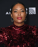 Aisha Tyler Photo - 16 December 2019 - Hollywood California - Aisha Tyler  Disneys Star Wars The Rise Of Skywalker Los Angeles Premiere held at Hollywood Photo Credit Birdie ThompsonAdMedia