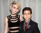 Aidan Gallagher Photo - 22 October 2017 - Westlake Village California - PARKER HUPF and AIDAN GALLAGHER 12th Annual Denim Diamonds  Stars for Kids With Autism held at the Four Seasons Hotel Photo Credit Billy BennightAdMedia