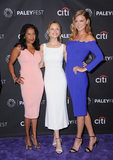 Adrianne Palicki Photo - 13 September  2017 - Beverly Hills California - Penny Johnson Jerald Halston Sage Adrianne Palicki 2017 PaleyFest Fall TV Preview of Orville held at The Paley Center for Media in Beverly Hills Photo Credit Birdie ThompsonAdMedia