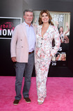 Alan Thicke Photo - 26 July 2016 - Los Angeles California - Alan Thicke and Tanya Callau Bad Moms Premiere held at the Mann Village Theater Photo Credit AdMedia