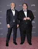 Alfonso Cuaron Photo - 04 November  2017 - Los Angeles California - Alfonso Cuaron Guillermo del Toro 2017 LACMA ArtFilm Gala held at LACMA in Los Angeles Photo Credit Birdie ThompsonAdMedia