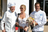 Jimmy Van Patten Photo - Dick Van Patten with Nicolette Sheridan and Jimmy Van Pattenat the kick off for Dine With Your Dog Day Century Plaza Hotel Century City CA 10-19-06
