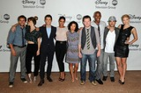 Michael Stahl-David Photo - Michael Stahl-David Kelli Garner Julian Morris Daniella Alonso Anne Son Keir ODonnell Mehcad Brooks Sebastian Suzzi and Jaime Kingat the Disney ABC Television Group Summer 2010 Press Tour Beverly Hilton Hotel Beverly Hills CA 08-01-10