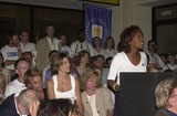 Alfre Woodard Photo -  Alfre Woodard at a meeting of SAG and AFTRA where members showed their support for the strike against the advertising industry SagAftra headquarters 06-13-00