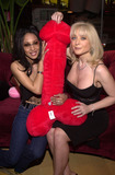 Nina Hartley Photo - Dee and Nina Hartley at the Post-Valentines Party thrown by Adam  Eve Productions Hustler Store Hollywood 02-21-02