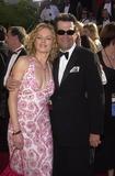 Alan Rosenberg Photo - Marg Helgenberger and Alan Rosenberg at tghe 54th Annual Emmy Awards Shrine Auditorium Los Angeles CA 09-22-02