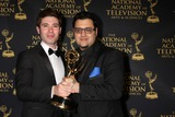 Andrew Gregory Photo - Kristos Andrews Gregori J Martin at the Daytime Emmy Creative Arts Awards 2015 at the Universal Hilton Hotel on April 24 2015 in Los Angeles CA